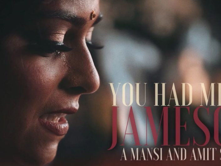 You Had Me At Jameson – A Mansi and Amit Story