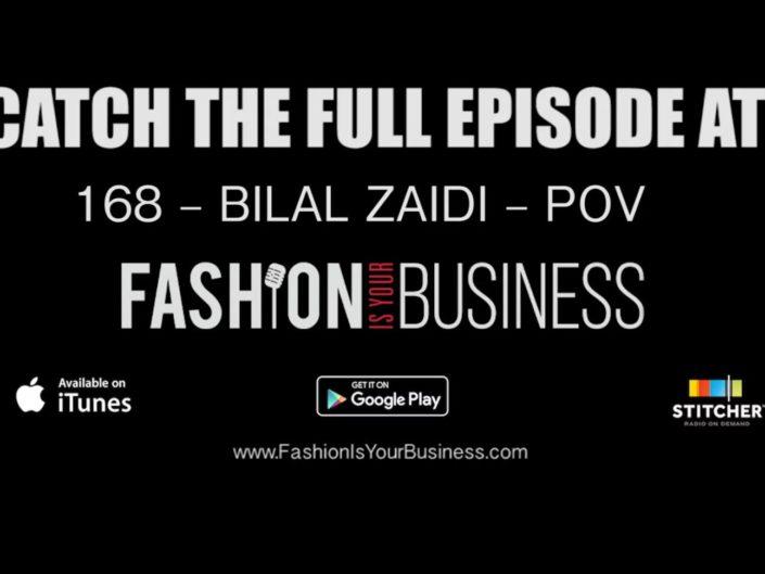 FIYB Podcast 168 – Bilal Zaidi
