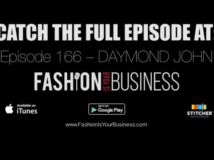 FIYB Podcast 166 – Daymond John – Sharktank