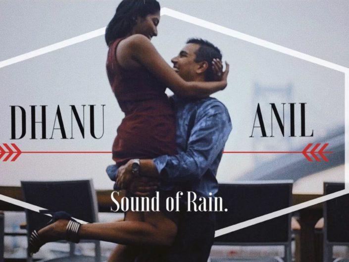Sound of Rain – A Dhanu & Anil Grand Entrance