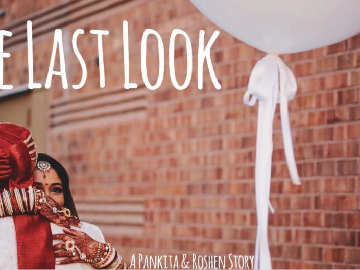 The Last Look – A Pankita + Roshen Story