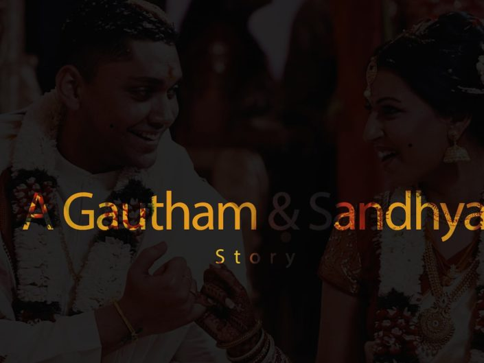 A Gautham & Sandhya Story