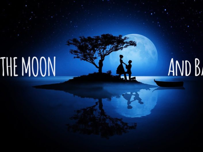 To The Moon and Back – A Vinay & Chandni Story